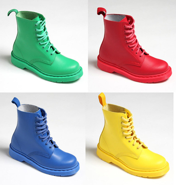 Drmartensprimarypascalcolorboots